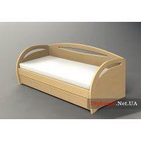 Кровать Богданка