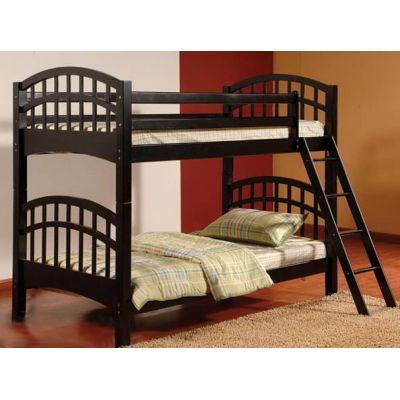Деревянная Двухъярусная Кровать Аманда