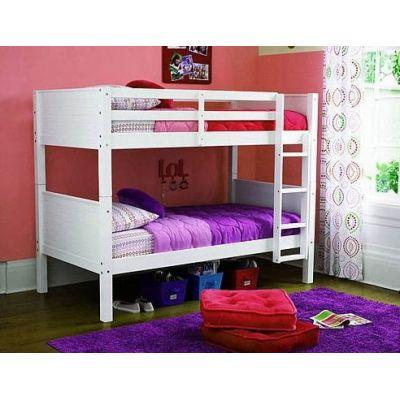 Двухъярусная кровать Сказка