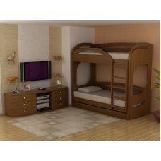 Двухъярусная кровать Шерон-2