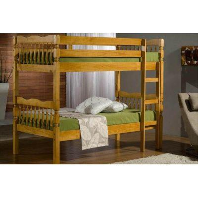 Деревянная Двухъярусная Кровать Вестон