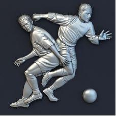 Барельеф Спорт