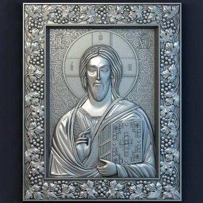 Икона Спас Вседержитель (Пантократор)