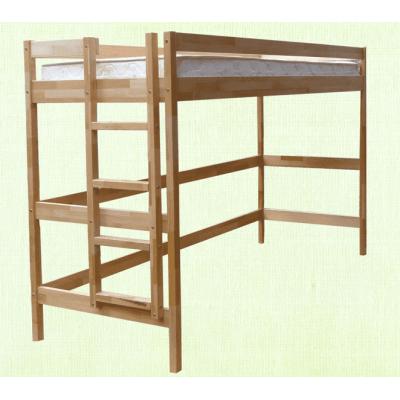 Детская деревянная кровать-чердак Гелла