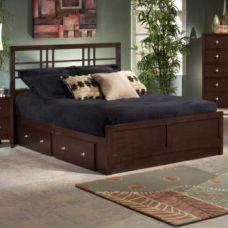 Кровать Тибурон