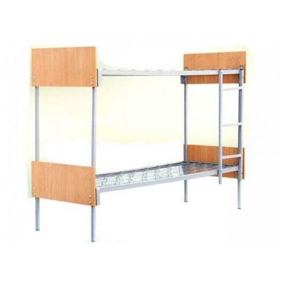 Двухъярусная Кровать КМД-2 из Металла и ДСП