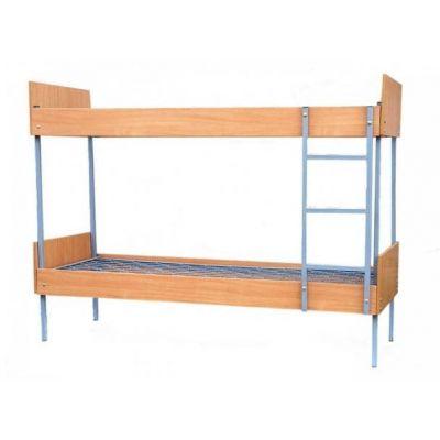 Двухъярусная Кровать КМД-3 из Металла и ДСП
