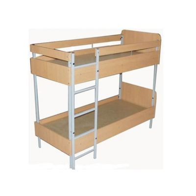 Двухъярусная Кровать КМД-5 из Металла и ДСП