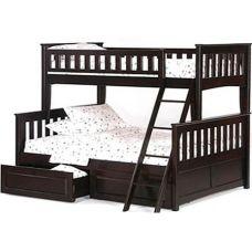 Двухъярусная кровать Буратино18