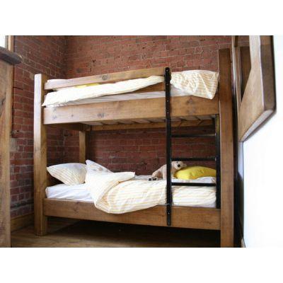 Двухъярусная Кровать Малютка-2 из Дерева