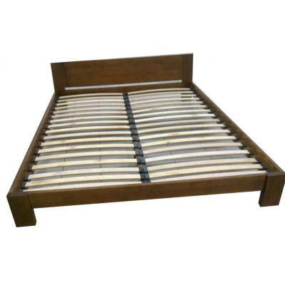 Деревянная кровать Молния