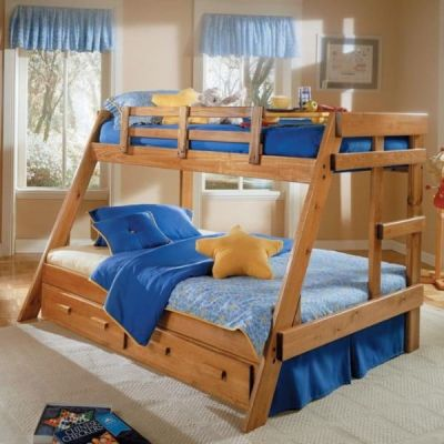 Двухъярусная кровать Раяна