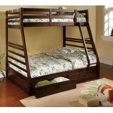 Двухъярусная кровать Кайли