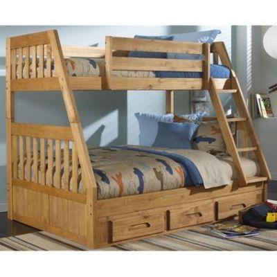 Двухъярусная кровать Луизиана