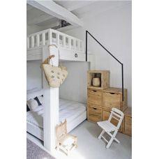 Кровать с балдахином Кантри