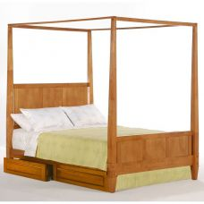 Кровать с балдахином Ресайз