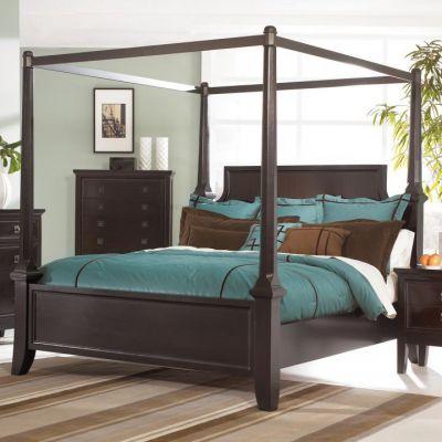 Кровать с балдахином Делиранта