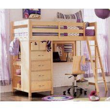 Кровать-чердак Гисборн