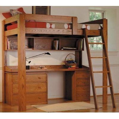 Кровать-чердак Карстронг