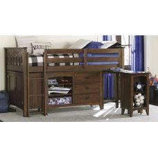 Кровать-чердак Пилманд