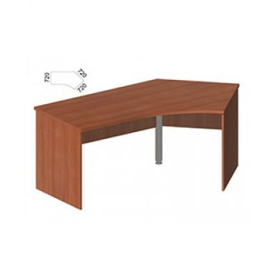 Офисный угловой письменный стол
