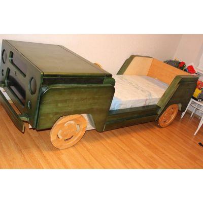 Кровать Уазик