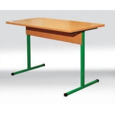 Стол прямоугольный 4-местный для столовой SS 03