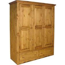 Шкаф для одежды ARMOIR 3 двери 2 ящика