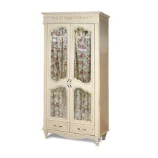 Шкаф с 2 стеклянными дверцами ФИЕРТА-47
