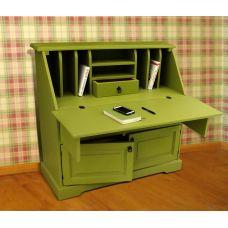 Секретер 8212 письменный стол Scriban оливковый