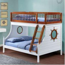 Двухъярусная трехспальная кровать Kairo