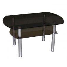 Журнальный столик со стеклянной столешницей СТ-105