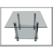 Журнальный столик со стеклянной столешницей СТ-201