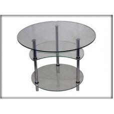 Журнальный столик со стеклянной столешницей СТ-305