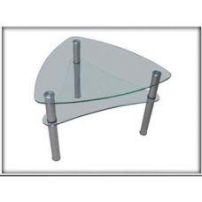 Журнальный столик со стеклянной столешницей СТ-501