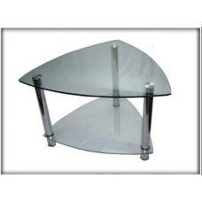 Журнальный столик со стеклянной столешницей СТ-502