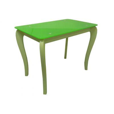 Стол со стеклянной столешницей Классик