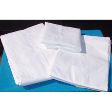 Простынь бязь белая (145*210)